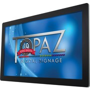 """Topaz Digital Signage (TPZ-SL-46W) 46"""" Wall-Mount Display with Built-In Wi-Fi and Media Player"""