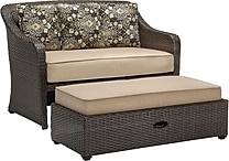 Hanover Outdoor Furniture 2 Piece Langdon Hills Cuddle Set