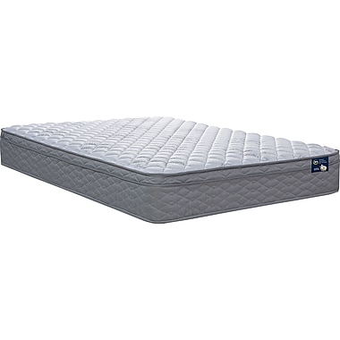 Serta Cantrell Firm Euro Top Mattress, Full