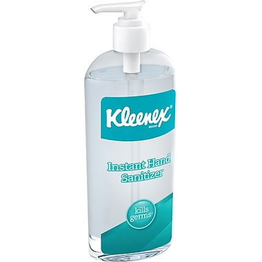 Kleenex Instant Hand Sanitizer Sweet Citrus Scent 8 oz. (93060)