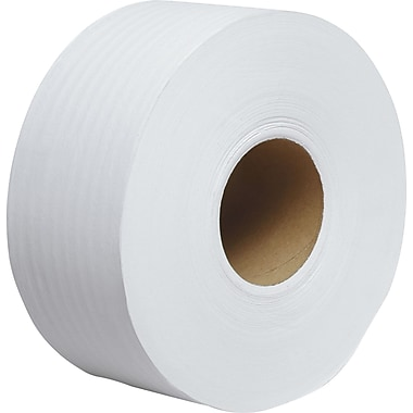 Scott® 1000 JRT Jr. Jumbo Roll Toilet Paper, 2-PLY, 1000'/Roll, 12 Rolls/Case (07805)