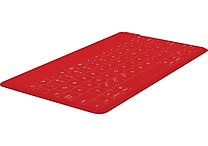 Keys-to-Go Ultra-portable keyboard For iPad, Red