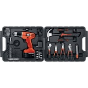 Black & Decker® 83-Piece 12V Cordless Drill and Project Kit