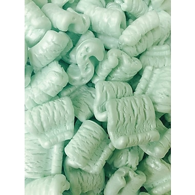 Anti-Static Polystyrene Packing Peanuts, 20 cu ft.