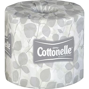 Kleenex® Cottonelle® Bulk Toilet Paper, Standard Roll, 20 Rolls/Case, 451 Sheets /Roll, (13135)