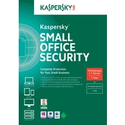 Kaspersky Small Office Security 4 for Windows/Mac (1-10 Users + 1 Fileserver) [Download]