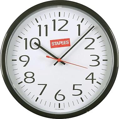 Staples Wall Clock