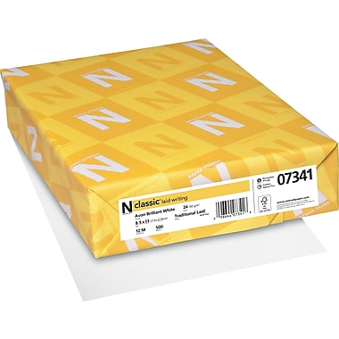 CLASSIC® Laid Writing Paper, 8 1/2