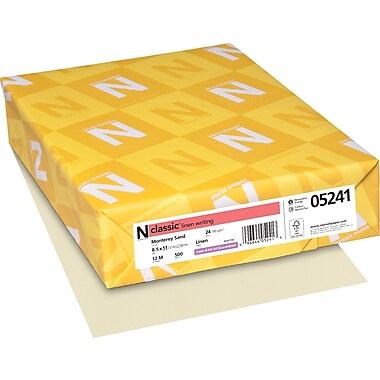 CLASSIC® Linen Writing Paper, 8 1/2
