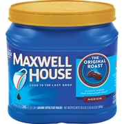 Maxwell House® Original Roast Ground Coffee, Regular, 30.6 oz. Can