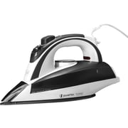 Smartek Silver Streak Heavy-Duty Steam Iron (SK1500)