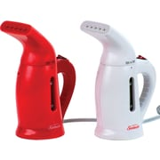 Sunbeam Travel Garment Steamer, White or Red