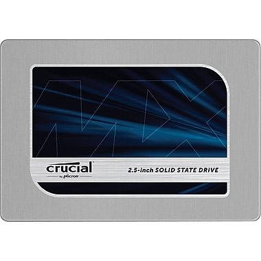 Crucial MX200 500 GB 6 GBps 2.5-Inch SATA Solid State Drive
