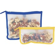 (re)-Zip Snack & Lunch 2 Pak - Yellow/Cobalt