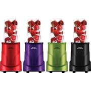 Big Boss 4-Piece Personal Countertop Blender Mixing System, Assorted Colors