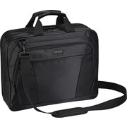 "CityLite Laptop 15.6"" Laptop Case, 13-1/4 x 3-1/2 x 16-1/2, Black"