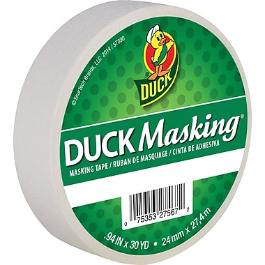 Duck Brand Colour Masking Tape, 0.94