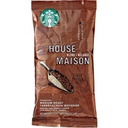 Starbucks® House Blend Ground Coffee, Regular, 2.5 oz., 18 Packets