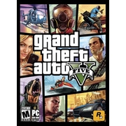 Rockstar 41453 PC Grand Theft Auto V