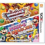 Nintendo CTRPAZGE 3DS Puzzle & Dragons Z + Puzzle & Dragons: Super Mario Bros Edition