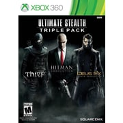 Square Enix 91627 XBox 360 Ultimate Stealth Triple Pack