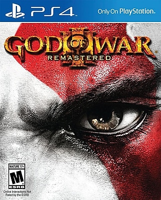 Sony 3000925 PS4 God of War 3 Remastered 1748546