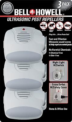 bell & howell sonic breathe ultrasonic personal humidifier manual