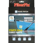 """Shark Tank FiberFix 5""""x5"""" Rigid Patch"""