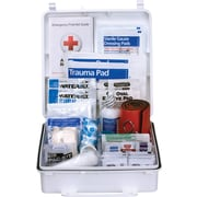 First Aid Only™ ANSI Class B, 50 Person,Plastic