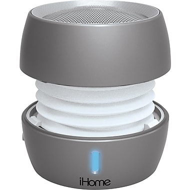 iHome Colour Changing Bluetooth Rechargeable Mini Speaker System