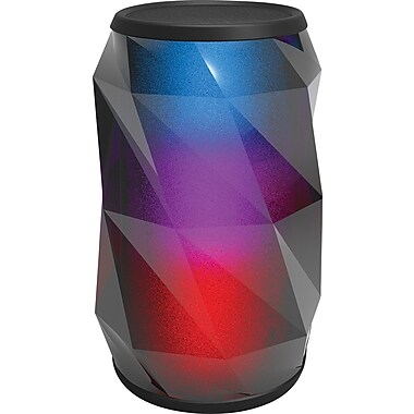 iHome Colour Changing Bluetooth Rechargeable Speaker System with Speakerphone