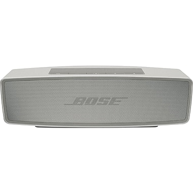 Bose® SoundLink Mini Bluetooth Speaker II, Pearl (725192-1310)