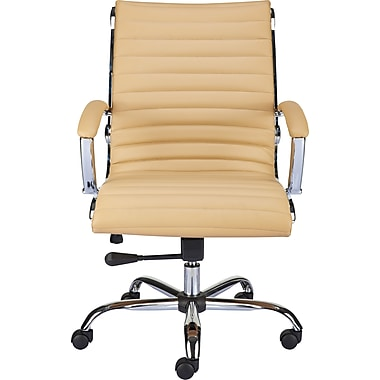Staples 174 Bresser Luxura Managers Chair Tan Staples 174