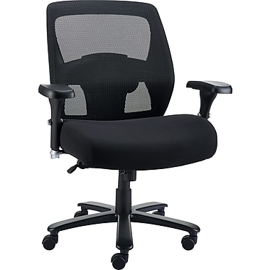 Staples Driscott Mesh Big And Tall Chair Black Staples