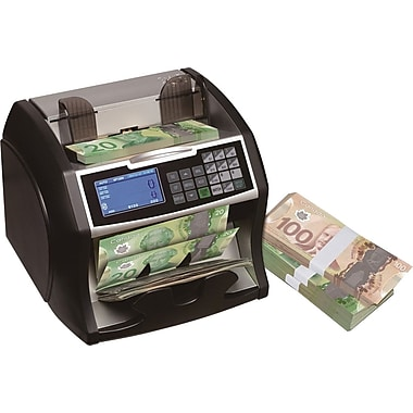 Royal Sovereign RBC-4500 Electric Bill Counter with Value Counting and Counterfeit Detection