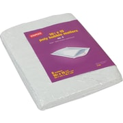 "Staples® #5 Bubble Mailer, White Poly, 10-1/2""x15"", 8/Pack (27265)"