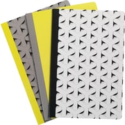 "Paperchase Get Organized, Notebooks, 3/pack, 8.4"" x 5.7"" x 0.6"""