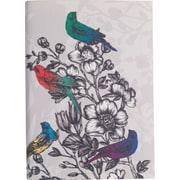 "Paperchase Paradiso Linen Notebook, 8.5"" x 6.1"" x 1"""