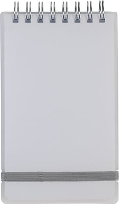 Paperchase Frosted Top Wirebound Notepad 5.1 x 3.1 x 0.1