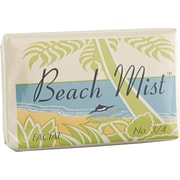 Face And Body Soap, Foil Wrapped, Beach Mist Fragrance, .75oz Bar, 1000/Ct