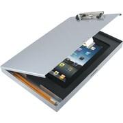 "Tuff Writer for iPad Air w/Foam Nest, Ltr/A4 8.5X12, 1"" Storage, Side open"