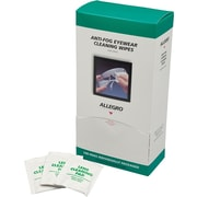 Allegro Industries Safety Glasses Lens Cleaning Wipes