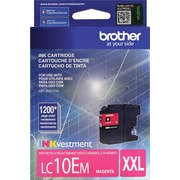 Brother LC10E Magenta Ink, LC10EM, Extra High Yield