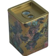 Cynthia Rowley Pencil Sharpener, Gilded Gold Floral
