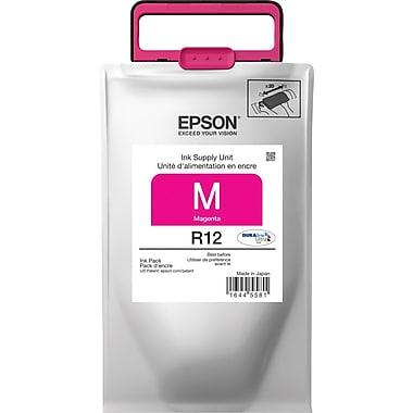 Epson DURABrite Ultra TR12320 Magenta Ink Pack, TR12320, Standard Yield