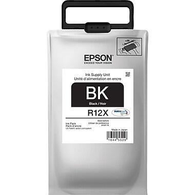 Epson DURABrite Ultra TR12X120 Black Ink Pack, TR12X120, High Yield