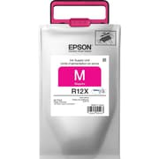 Epson DURABrite Ultra TR12X320 Magenta Ink Pack, TR12X320, High Yield