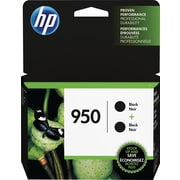 HP 950 (LO28AN#140) Black Ink, 2PK