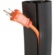 5 FT CORD PROTECTOR- BLACK