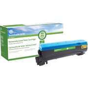 Sustainable Earth by Staples® Reman Color Laser Toner Cartridge, Kyocera TK-562, Cyan